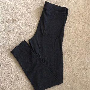 Dark grey PINK leggings